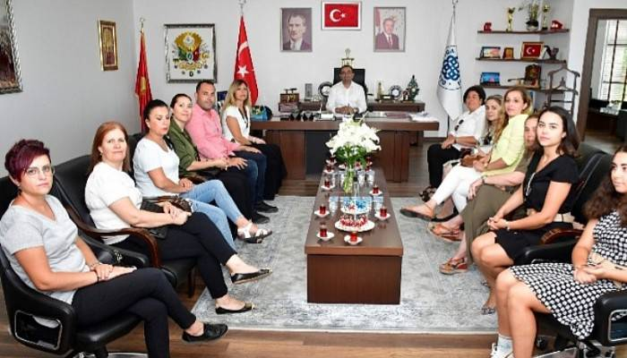 Kadın Girişimcilerden Başkan Erdoğan'a Ziyaret