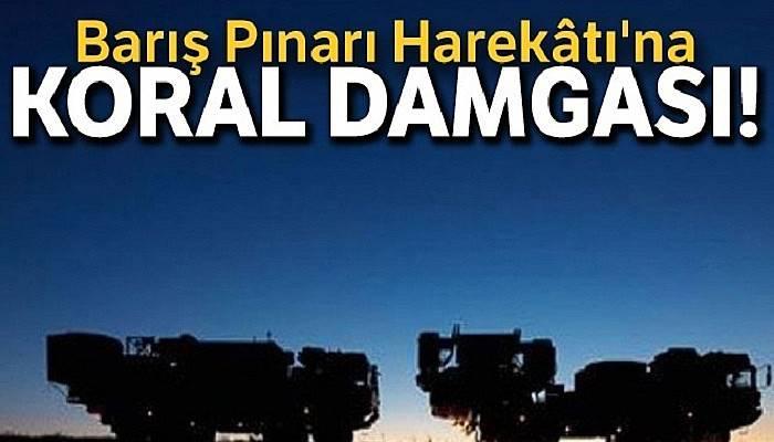 Barış Pınarı Harekâtı'nda milli silahlar dikkat çekti