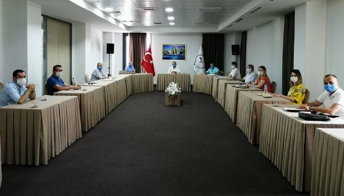 Lapseki'de 2020 LGS hazırlıkları yapıldı