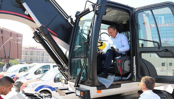 Biga Belediyesi araç filosu büyüyor