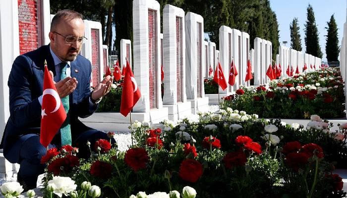 Turan'dan Çanakkale Kara Savaşları Mesajı