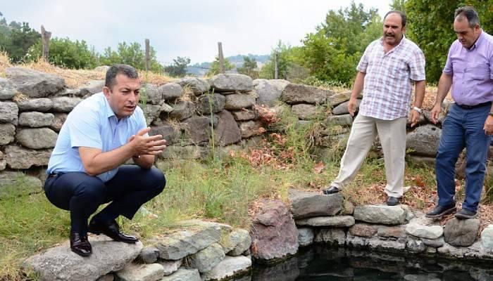 Antik Kaplıcalar Hizmete Kazandırılacak