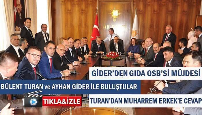 """""""CHP'li arkadaşlar Başbakanın sözünü sabote ettiler"""""""