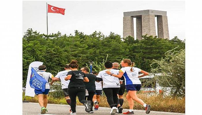 Türkiye'nin üç maratonundan birisi oldu