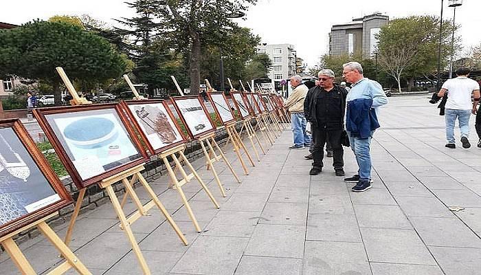 Kutsal emanetlerin fotoğraf sergisi açıldı