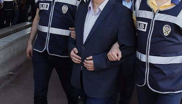 Üsteğmen Fetö'den Tutuklandı