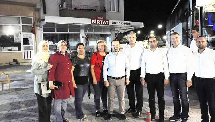 Karabiga Belediyesinin Kültür Turuna Yoğun İlgi