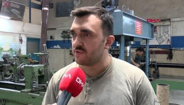 """""""Bedeli canı pahasına mücadelede eden itfaiyecilerin alın teri ile ödenmiştir"""" (VİDEO)"""