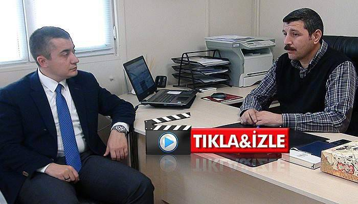 Genel Sekreter Aksoy, Muhtar Kızoğlu'yla buluştu