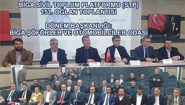 "STP'NİN BU AYKİ KONUSU ""DEPREM BİLİNCİ"""