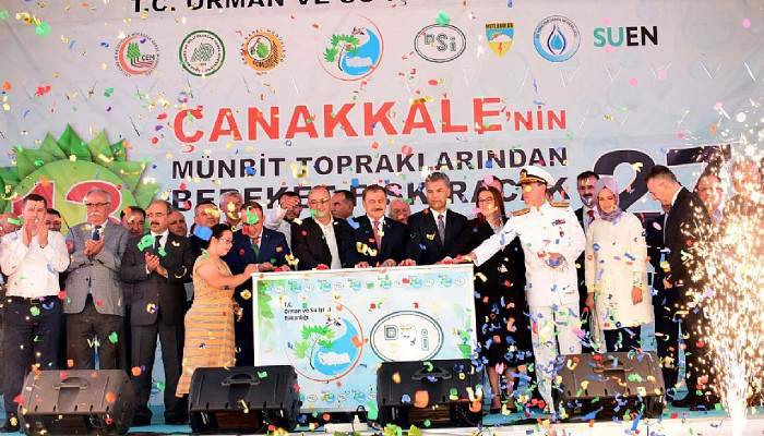 Bakan Eroğlu, 274 milyon TL değerindeki 11 Tesisin temeli ile 2 tesisin açılışının yaptı