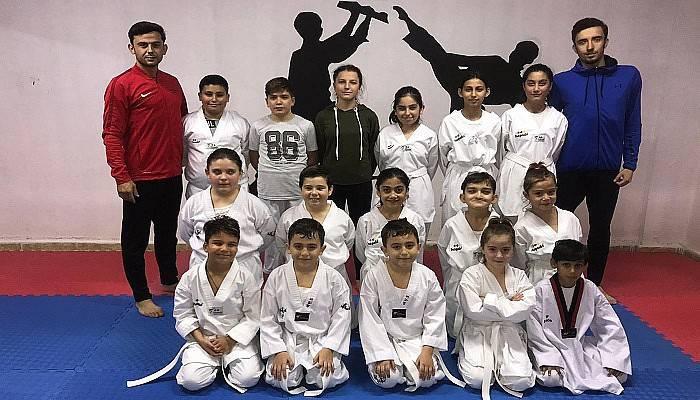 Haydi Taekwondo'ya