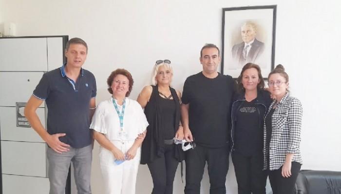 İç Hastalıkları Uzmanı Dr. Cengiz Ünüvar, Biga FM'in konuğu oldu