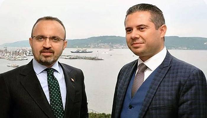 Çanakkale teşkilatlarından Bülent Turan'a büyük destek