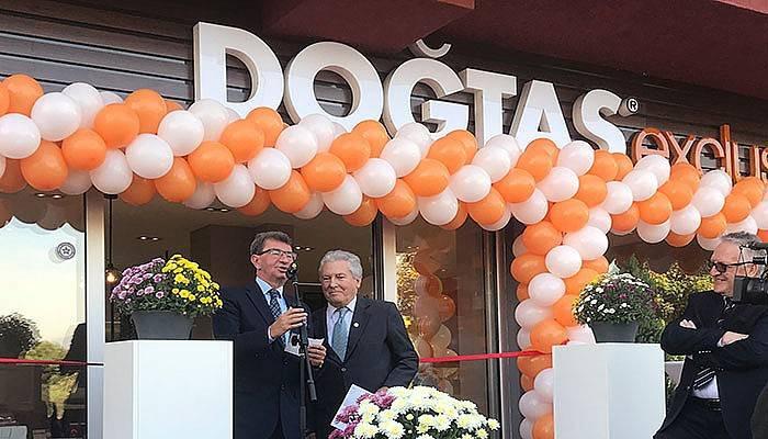 Doğtaş Makedonya'da ilk mağazasını açtı