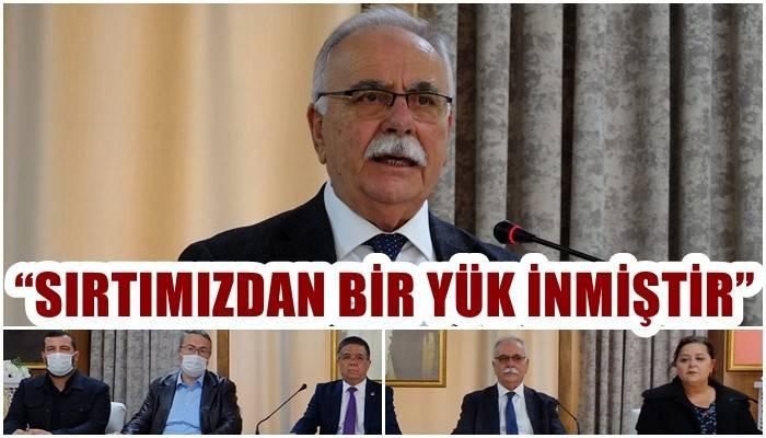 Başkan Gökhan'dan Ak Parti'ye geçen Nejat Önder hakkında ilk yorum; 'SIRTIMIZDAN BİR YÜK İNMİŞTİR'