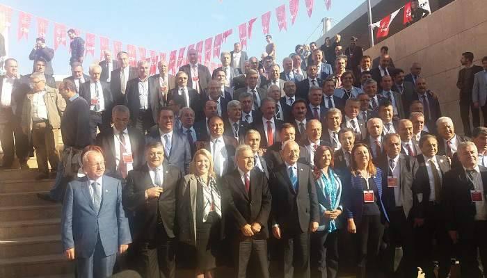 CHP'li Başkanlar İzmir'de buluştu