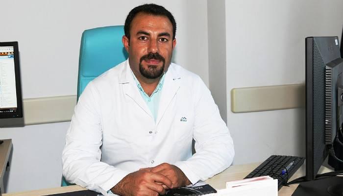 Lapseki Devlet Hastanesinde ortopedi uzmanı hasta kabulüne başladı