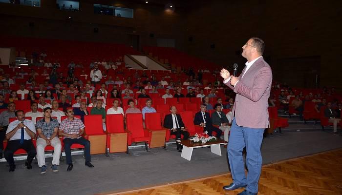 """""""Çanakkale'den 15 Temmuz'a Anadolu İrfanı"""" adlı konferans"""