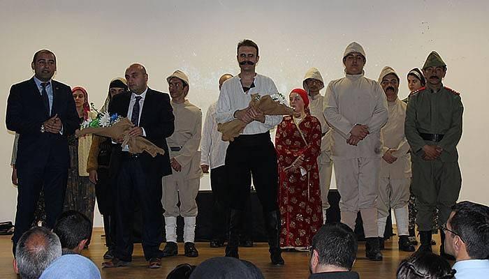 Çanakkale Ruhu Kıbrıs'ta Yaşatıldı