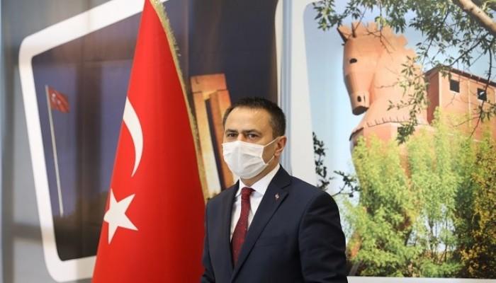 Vali Aktaş'tan 'Jandarma' Mesajı