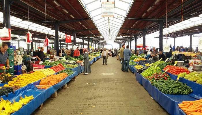 Pazar Esnafı eski Günleri Arıyor: Fiyatlar Düştü, Pazara İlgi Az