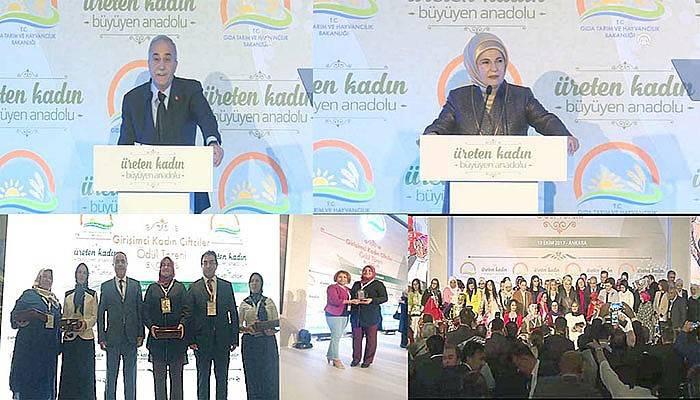 Üreten Kadın, Büyüyen Anadolu, Gelişen Türkiye
