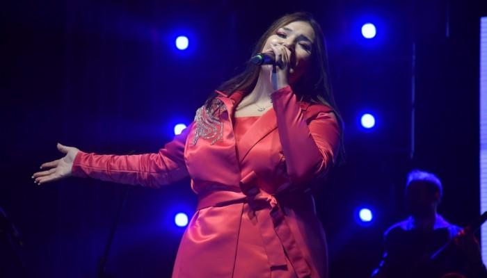 Tuğçe Kandemir'den Muhteşem Kurtuluş Konseri
