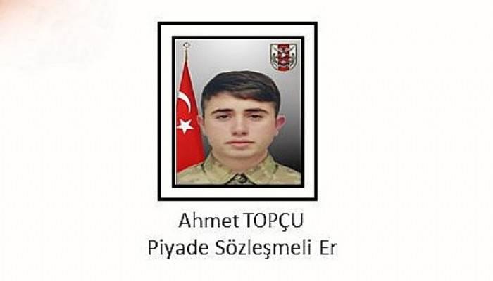 Barış Pınarı Harekatı'nda 1 asker şehit, 3 yaralı