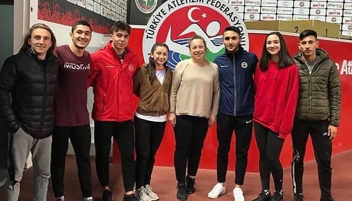 Emre Derya Türkiye Şampiyonu oldu