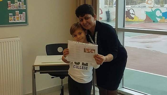 Karan, Matematik Yarışmasında Çanakkale'yi Temsil Edecek