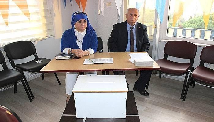 AK Partide delege seçimleri başladı