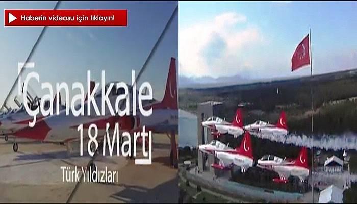 Türk Yıldızları'ndan Muhteşem Klip (VİDEO)