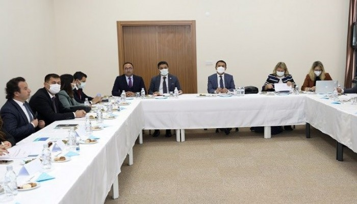 İl Tanıtım ve Geliştirme Kurulu Toplantısı Yapıldı