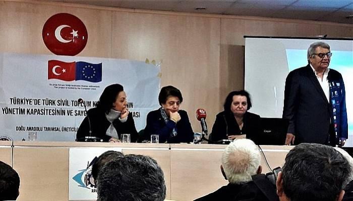 Türkiye'de sivil toplum kuruluşlarının saygınlığının artırılması projesi