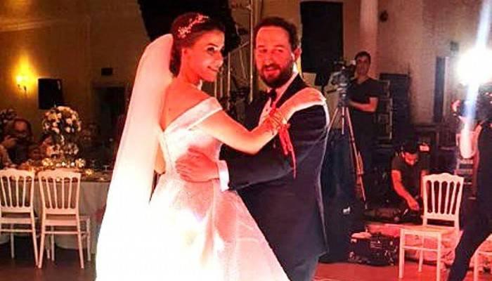 Görkemli Bir Düğün Töreni ile Mutluluğa Adım Attılar