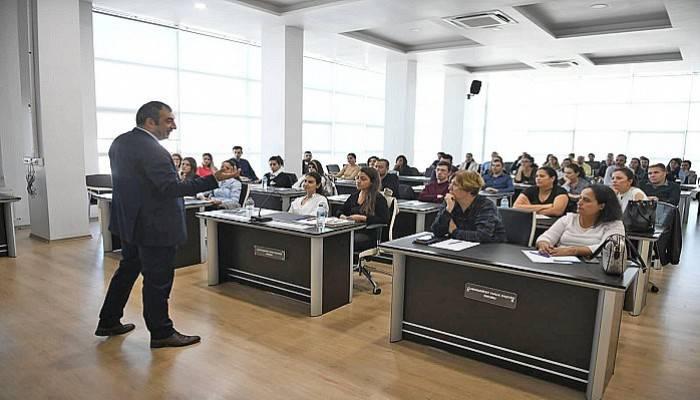 Çanakkale Belediyesinde Kurum İçi Eğitimler Devam Ediyor