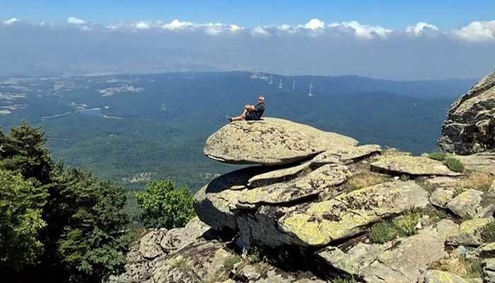 300 milyon yıllık granit tepeler UNESCO'ya aday (VİDEO)