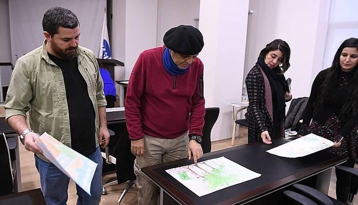 """Çanakkale İli Ödüllü """"Kaz Dağları"""" Resim Yarışması Sonuçlandı"""