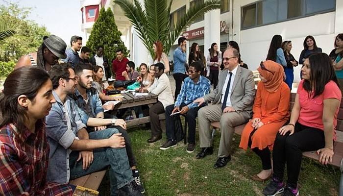 Yabancı öğrenciler Çanakkale'de mutlu