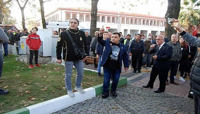 Bayramiç'te 10 Kasım töreninin erken başlatılmasına soruşturma