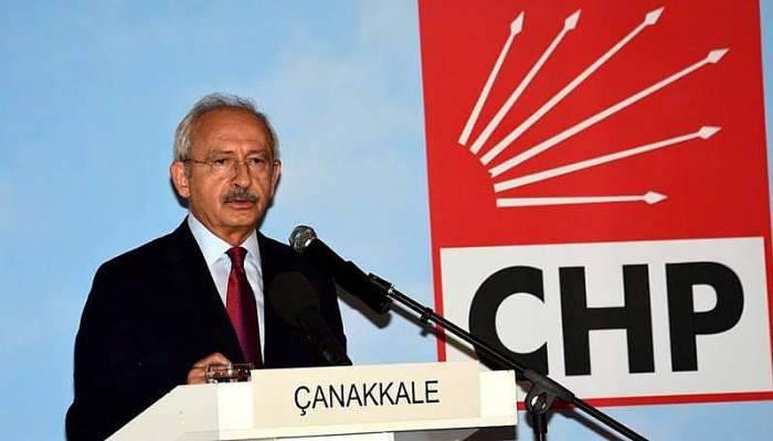 Kılıçdaroğlu, Çanakkale'de konuştu
