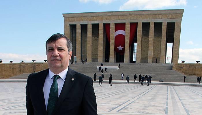 """""""Kurucu Önderimiz Anafartalar'da Cumhuriyete Giden Yolu Açtı"""""""