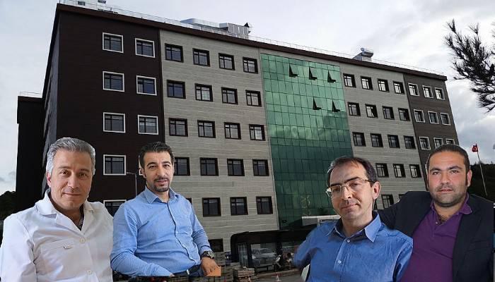 ÇOMÜ Tıp Fakültesine yeni atanan öğretim üyeleri görevlerine başladı
