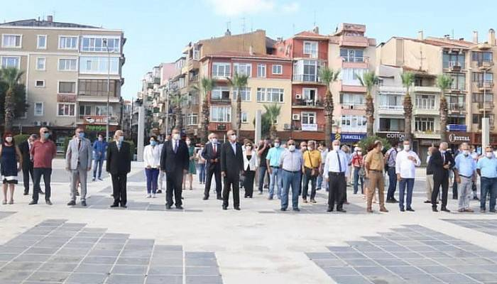 CHP 97'inci Kuruluş Yıldönümümü Törenle Kutladı