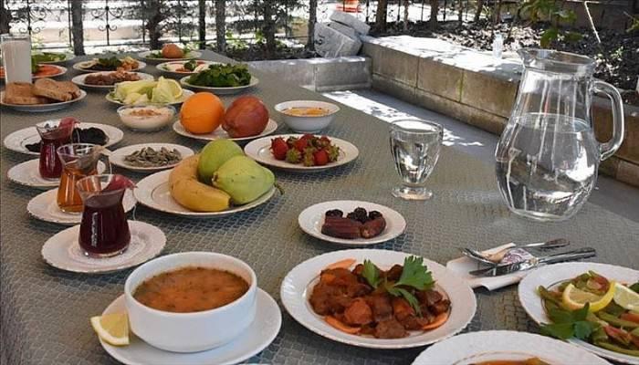 Şeker hastalarına sağlıklı Ramazan önerileri