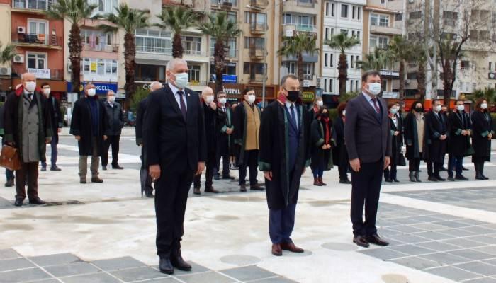 AVUKATLAR GÜNÜ KUTLANDI: 'Halkın yargıdaki gücüyüz'