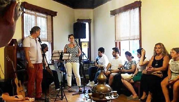 Gelibolu'da Türk Sanat Müziği rüzgarı esti