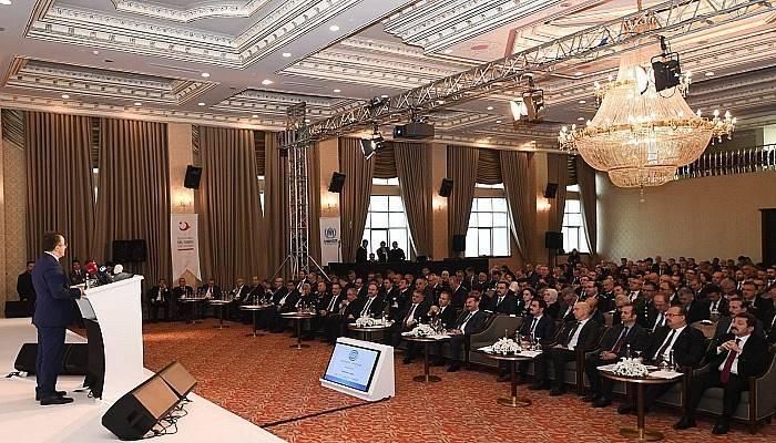 Vali Tavlı, Güvenlik ve Sosyal Uyum Bölgesel Üst Düzey Çalıştayı'na katıldı