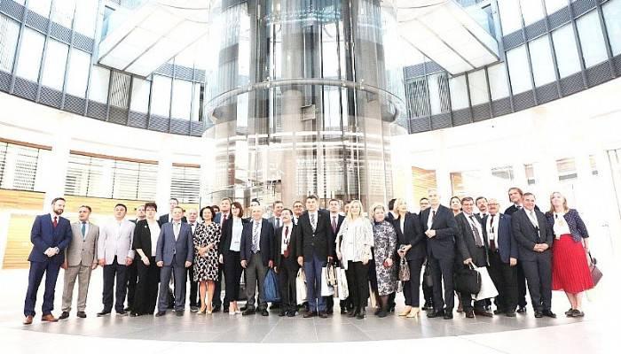 Türk-Rus Toplumsal Forumu V. Oturumu ve 2. Rektörler Çalıştayı Gerçekleştirildi